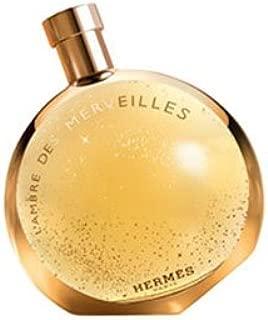 L?Ambre Des Merveilles FOR WOMEN by Hermes - 3.3 oz EDP Spray