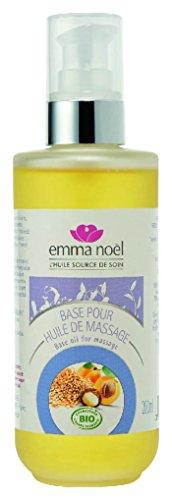 emma noël Base pour Massage Cosmébio Bio Equitable 200 ml