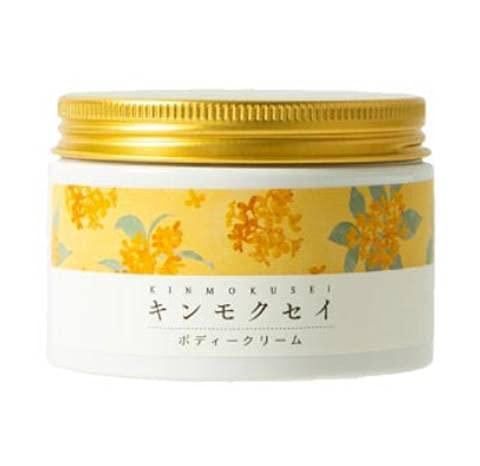 生活の木 シアバター ボディクリーム キンモクセイ(180g)