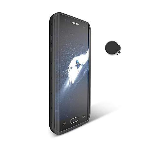 Carcasa de telefono Fit For Samsung Galaxy S7 Funda de borde Original RedpePPPER DOT Series IP68 PC de buceo a prueba de agua PC + TPU Cubierta de armadura ( Color : Pink , Material : For S7 edge )