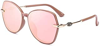 Sunglasses Fashion Accessories Fashion Style UV Protection Sunglasses Driving Car (Color : Pink)
