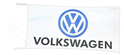 Cyn Flags Volkswagen Fahne Flagge 2.5x5 ft 150 x 75 cm