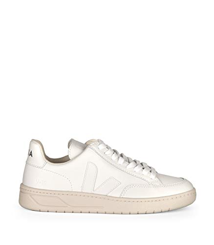 VEJA Woman and Men's Sneaker in Leather Line V-12 - XD022297