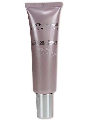 Judith Williams Life Long Beauty Rich Rose Augencreme 30ml (Tube)