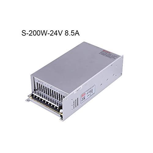 Bomcomi Unidad de Potencia de Salida única 5V 12V 24V 48V Industrial Fuente de alimentación conmutada Proveedor
