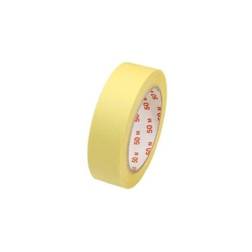 32 Rollen Malerkrepp Abklebeband - 30 mm x 50 m - Klebeband bis 60 °C hitzebeständig!