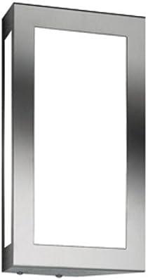 CMD 28 Applique 60W Acier Inoxydable / Brossé