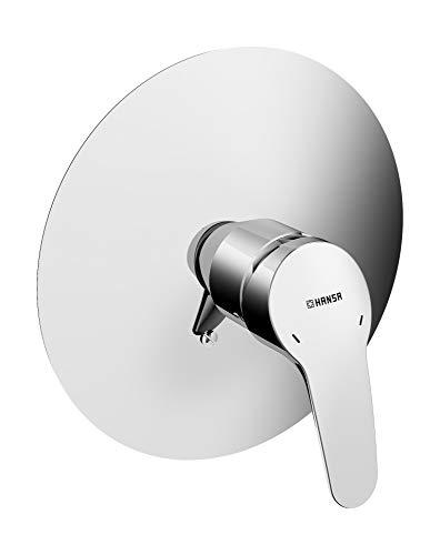 Hansa Einhand-Brause-Batterie Hansamix 0185 Fertigmontageset, chrom