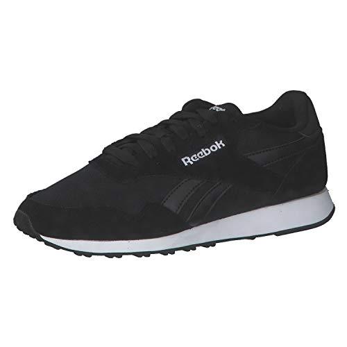 Reebok Damen ROYAL Ultra Laufschuhe, Schwarz Weiß Weiß, 41 EU