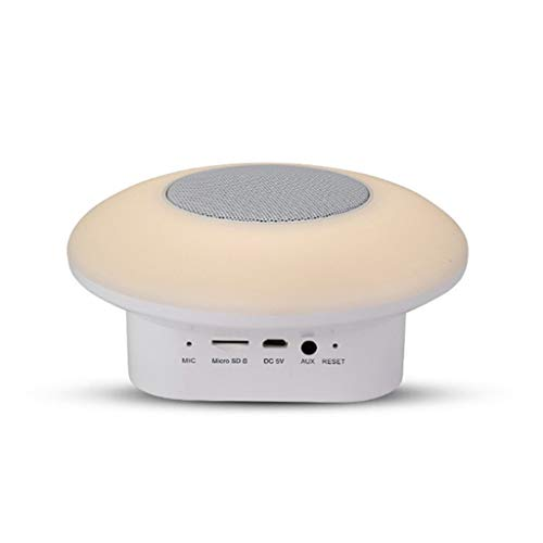 Gquan USB Lampe De Chevet Lumière De Nuit Portable Poignée Design pour Salon Chambre Chambre des Enfants