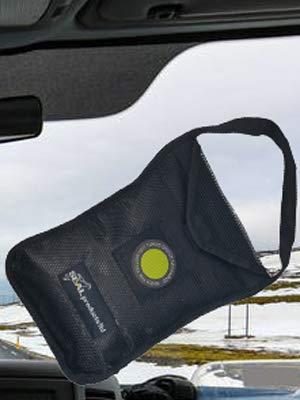 Damp Eater Vehicle/car/Home Dehumidifier Bag Moisture Absorber Super 1.5 Kg (Maxi)