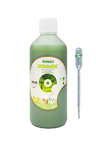 Weedness BioBizz ALG-A-Mic 500 ml - Naturdünger NPK Dünger Grow BioBizz Bio Tomaten Flüssig