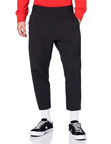 NIKE Sportswear Tech Pack Sport Trousers, Hombre, Black/Black, M