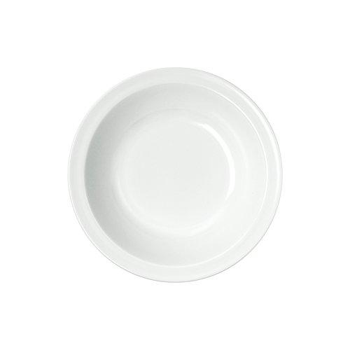 WACA® 1926-710 Suppenteller Kunststoffteller 600 ml ∅ 205 mm weiß