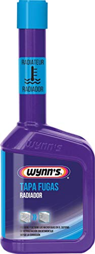 Wynn s W55866 Tapa Fugas Radiador, Sistema de Refrigeración, Grietas, Coche, Fabricado en Bélgica, Aditivo, 325ml