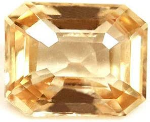 GemsNY Overseas parallel import regular Oakland Mall item Untreated 1.49 Carat Natural Sapphire Emerald Peach Cut