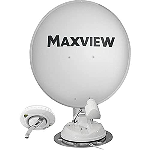 Maxview 65 cm Crank Up Roof Mounted Satellite Dish System