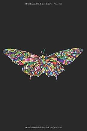 NOTIZBUCH: Kariertes Notizbuch oder Notizheft für Natur und Schmetterling Liebhaber!! Tolles Journal. Auf 120 weißen karierten Seiten eintragen was ... 6x9 Format. Motiv bunter Schmetterling !!!