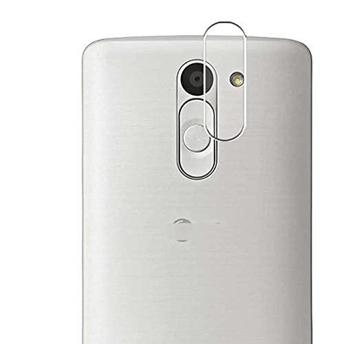 Vaxson 2 Stück Schutzfolie, kompatibel mit LG L Bello D331 D335 2014 Kamera TPU Folie Rückseitige Kameraobjektiv [nicht Panzerglas Bildschirmschutzfolie Hülle Hülle ]