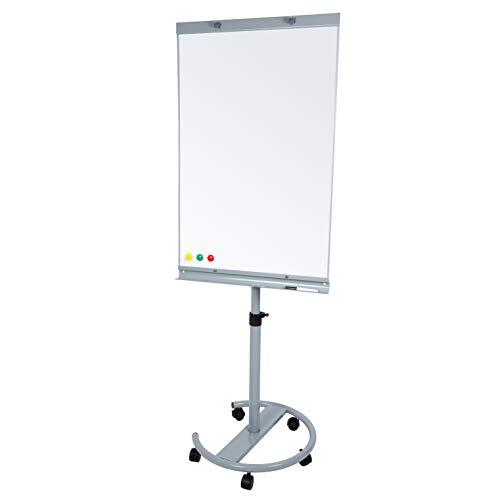 Flipchart auf Rollen deluxe Whiteboard...