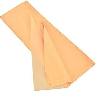 kgpack papel de seda 20 hojas - artesanías que diseñan papel de decoración para pompones flores de papel bocetos y papel de corte papel de envoltura de papel fino 50 x 70 cm 17 g/qm, 20 hojas