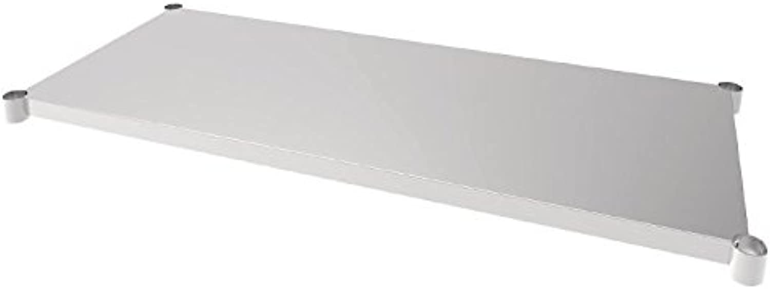 Vogue Stainless Steel Table Shelf 700X1500Mm for Tables Kitchen Furniture