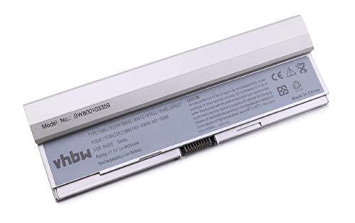 vhbw Batterie LI-ION 4400mAh pour Dell Latitude E4200, E4200N remplace Y085C, Y084C, W343C, R640C, R841C, Y082C, R839C, W341C, W346C, X595C, U444C etc.