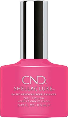 CND Shellac Luxe Pink Bikini Nagellack, 12.5 ml