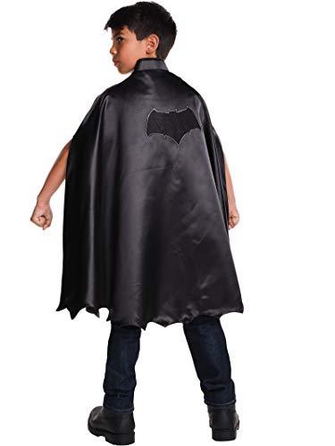 Rubies Cape Officielle de Batman Noir Déguisement de Superhero pour Enfants