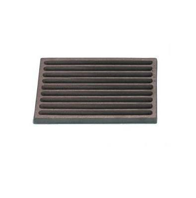 Kamin - Gitterrost 16 x 28 cm