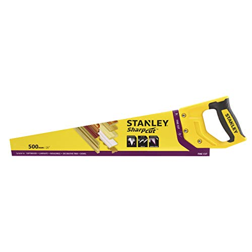 Stanley Stht20371-1 Scie Egoïne Sharpcut™ Coupe...