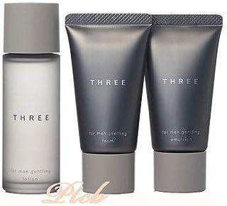 THREE(スリー) フォー・メン ジェントリング トライアルキット