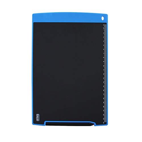 Yangeryang Tabletas de Dibujo de Productos electrónicos, Tableta de Escritura Howshow 12 Pulgadas LCD Presión Presión E-Not Need Tablet/Tablero de Escritura (Negro), Dibujo Sketchpad