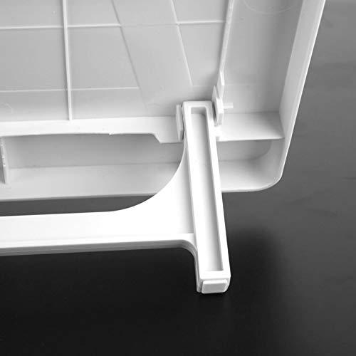 Mesa de máquina de coser, diseño de patas plegables Mesa de costura que ahorra espacio para máquina de coser