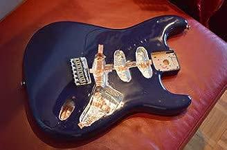 HistoricalFindings Photo: 2009 Fender Robert Cray Sig. Strat Violet Body 5