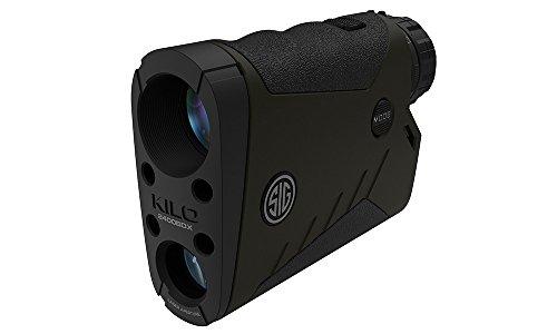 Sig Sauer Kilo2400BDX Laser Range Finding Monocular, 7X25mm, Class 3R