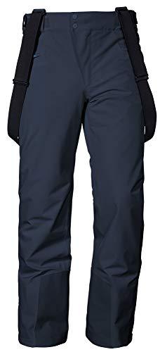 Schöffel Maroispitze ski Pants Pantalones de esquí para Hombre, Blazer Azul Marino, 62