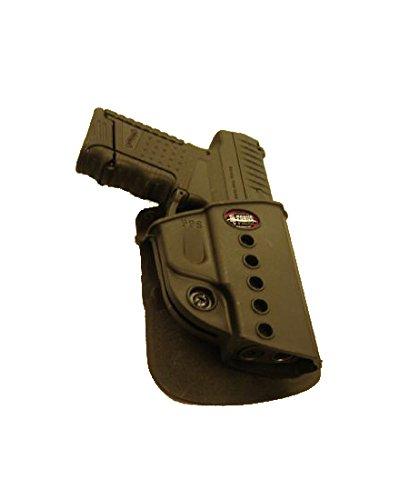 Fobus, Fondina e cintura rotante per PPS Smith & Wesson S & W M & P Shield/Ruger P95