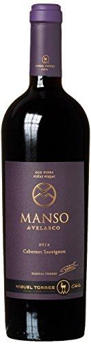 Miguel Torres Manso de Velasco Cabernet Sauvignon 2012, 1er Pack (1 x 750 ml)