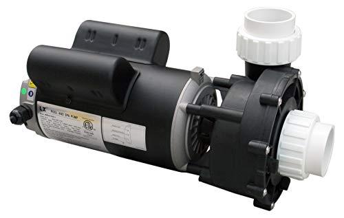 "Key Lander Hot Tub Spa Pump, 3HP, Single Speed, 48Frame, Bracketless, LX Motor (230V/60Hz); 2"" Port; OEM Model# 6500-341; 6500-349, 6500-091; 6500-097."