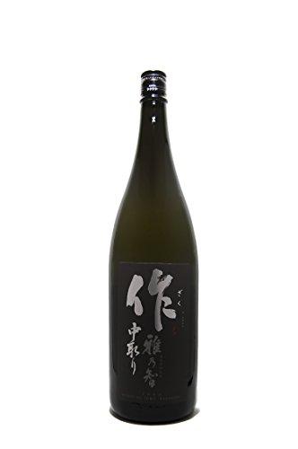 作 雅乃智 中取り 純米大吟醸 1800ml/1.8L