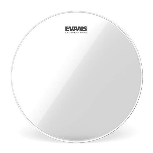 Parche resonante para tambor de 10 pulgadas (254 mm) Genera Resonant de Evans.