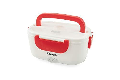 Kooper 2408173 Scaldavivande Elettrico, Plastica, Grigio/Fucsia