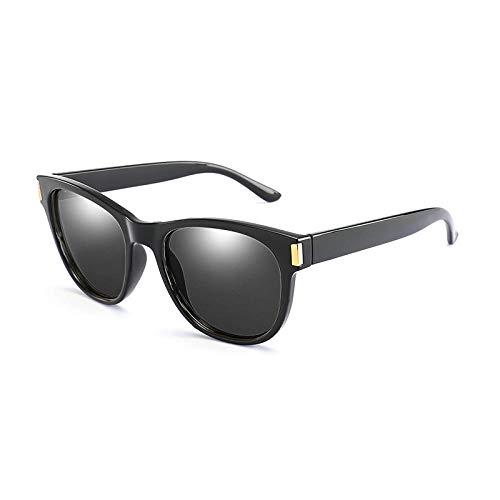 FJCY Gafas de Sol polarizadas con Estampado de Leopardo para Mujer Uv400 Espejo de Pesca para Conductor Retro-6-Kp1050-C2