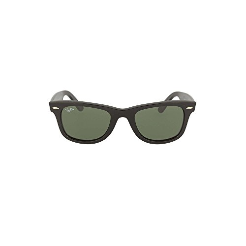 Ray-Ban Original Wayfarer Sunglasses Black/Green