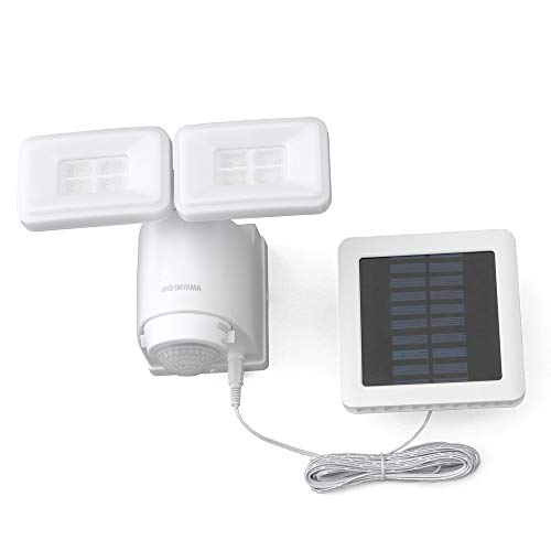 ソーラー式LED防犯センサーライト LSL-SBTN-800
