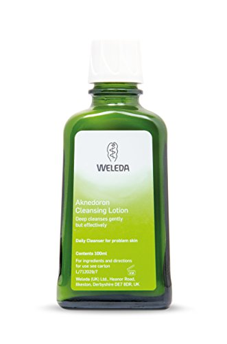 Weleda Aknedoron Cleansing Lotion