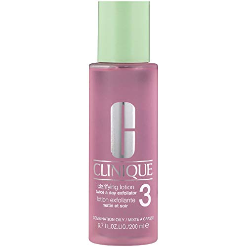 Clinique 3-Phasen-Systempflege femme/woman, Clarifying Lotion 3 Combination/Oily, 1er Pack (1 x 200 ml)