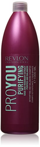 Revlon 58072 - Champú, 1000 ml