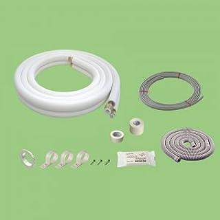 関東器材 配管セット(電線入り 部品入り) 2分3分 4m 4P-203SP